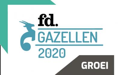 MGciviel behoort tot FD Gazellen top 2020