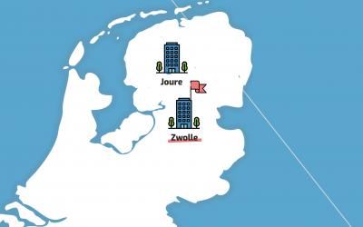 MGciviel opent vestigingskantoor in Zwolle